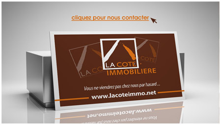 LA COTE IMMOBILIERE Paris